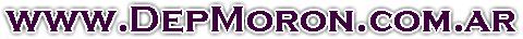 DepMorón.com.ar